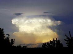 July Monsoons light up the sky