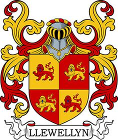 Llewellyn Family Crest
