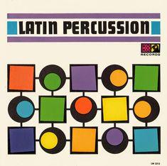 Latin Percussion album cover by...