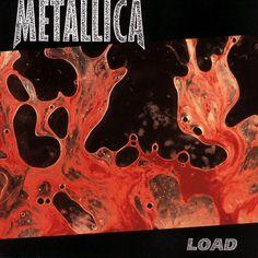 Metallica- Load Never was a Metallica fan much less a heavy metal fan but album is just pure hard rock! Heavy Metal, Black Metal, Till Lindemann, Marvin Gaye, Ozzy Osbourne, Thrash Metal, Power Metal, Black Sabbath, Dream Theater