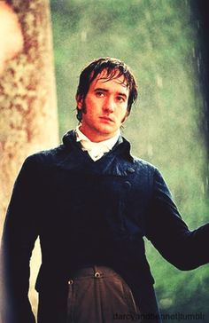 Mr. Darcy almost gives JYT a run for his sartorial money. Almost.