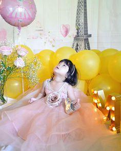 Maryam's 1st Birthday Walking Down The Aisle, Fashion Show Collection, Tulle, Couture, Birthday, Design, Birthdays, Tutu, Design Comics