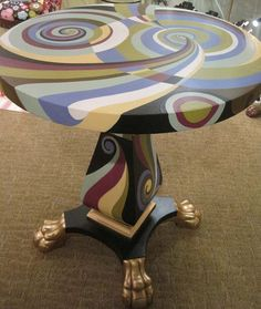 Paintiques Gallery #funky furniture