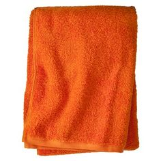 Room Essentials® Bath Towel - Super Orange