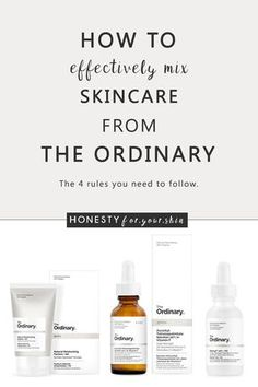 If you're into skincare in even the slightest, like the teeniest, tinniest bit, then you'll almost definitely have heard of the recently launched The Ordinary skincare. If you haven't, know this - it's a game changing skincare shakeup from the self-named 'abnormal beauty company' - DECIEM. Why is The Ordinary skincare range a shakeup? Because this is cosmeceutical skincare (skincare with concentrated active ingredients) at bargain basement prices. But there's one thing you'll need...