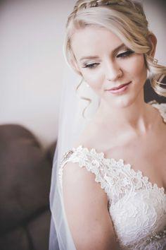 Kim and Bradley's love story began when they were both teenagers. Love Story, One Shoulder Wedding Dress, Bride, Wedding Dresses, Fashion, Wedding Bride, Bride Dresses, Moda, Bridal Gowns