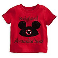The Mickey Mouse Club Tee for Baby - Mickey
