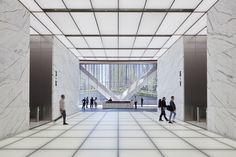Poly International Plaza, China / SOM. Photo Bruce Damonte.