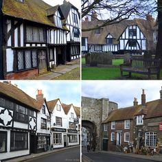 Rye - The Prettiest Town in the South of England