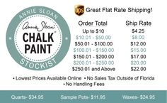Robyn Story Designs Online Shopping.  Chalk paint
