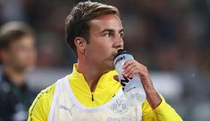 Bundesliga: Dortmund: Mario Götze not in the BVB training session - Sport World Fc Bayern Munich, Robert Lewandowski, Mario, Sport, News, Borussia Dortmund, Sports