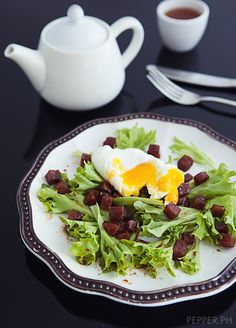 Chorizo and Egg Salad Recipe