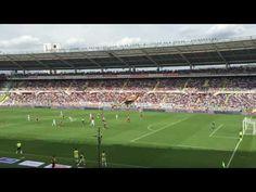 Torino NAPOLI 0 5 GOL LIVE CALLEJON quarto gol 14 maggio 2017 - YouTube