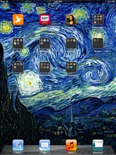 Art Room 104: iPad in the Classroom!