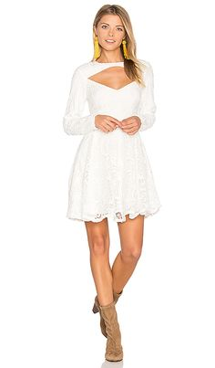 Shop for MINKPINK Heart of Glass Dress in White at REVOLVE. Free 2-3 day shipping and returns, 30 day price match guarantee.