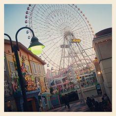The yokohama square!! my fav place