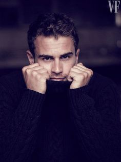 """Photos: Theo James, Divergent Star, Plays Shailene Woodley's """"Real Man"""" Love… Theo James, Theo Theo, Theodore James, James 3, Tris Et Tobias, My Sun And Stars, Actor Photo, Shailene Woodley, Portraits"""