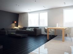 Q2 Apartment by MODOM | HomeDSGN, a daily source for inspiration and fresh ideas on interior design and home decoration.