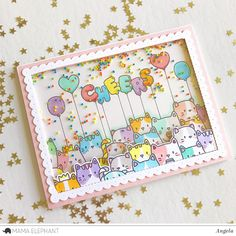 mama elephant | design blog: INTRODUCING: Celebration Balloons