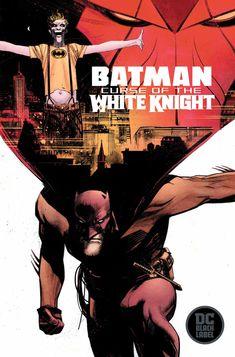 BATMAN CURSE OF THE WHITE KNIGHT #3 VARIANT SET SEAN MURPHY DC COMIC 9//25