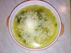 MINESTRA DI VIRZI E RISI ~  Ingredienti: riso, pancetta, parmigiano, verza, cipolla , olio extravergine d'oliva, sale. Per la preparazione vedere: https://www.facebook.com/photo.php?fbid=578722095554659&set=a.469375059822697.1073741825.326675757425962&type=1&theater