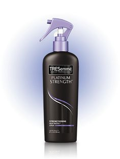 Heat Protection For Hair | Platinum Strength Strengthening Heat Protect Spray | TRESemmé