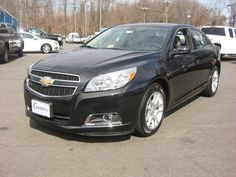 2012 Malibu Eco with eAssist - we LOVE this vehicle, the styling and the gas mileage.