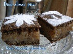 Diós-almás pite (Gluténmentes) Dios