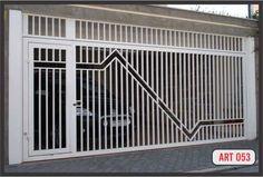 Portão de Garagem Basculante