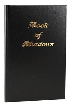 "#pagan #wicca #witchcraft #celtic #druid #tarot Small ""Book of Shadows"" Journal 5"" x 8"" (hc) $12.50"