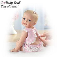 Tiny Miracles Hailey Needs A Hug Doll