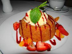 Mastro's Signature Warm Butter Cake