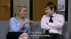 Office David Brent online dating