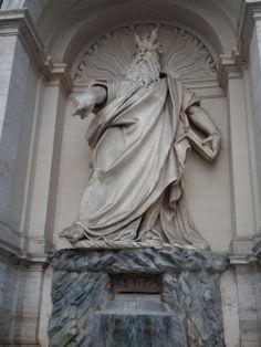 The Statue of Moses. Rome, Greek, Statue, Art, Art Background, Greek Language, Kunst, Rum, Performing Arts