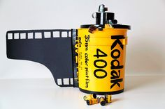 How to make a giant roll of film to use for props