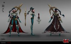 Woman League of legends Vayne