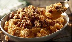 LongHorn Steakhouse Recipe For Their Pecan Praline Sweet Potato Casserole!