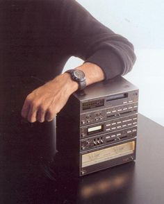 "Technics SA007 ""The Concise"" (1983)"