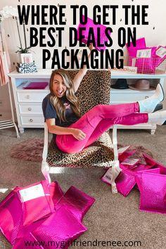 Shirt Packaging, Clothing Packaging, Cute Packaging, Brand Packaging, Packaging Design, Product Packaging, Packaging Ideas, Boutique Interior, A Boutique