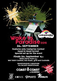 WakeToParadise 2015