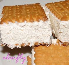 CookArt   by elenfly: ΠΑΓΩΤΟ ΣΑΝΤΟΥΙΤΣ - ICE CREAM SANDWICH