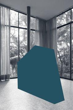 Ricardo Alcaide, 'Intrusion 7,' 2013, Acrylic painting on photo, 80 × 120 cm, Baró Galeria