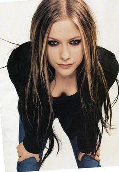 Avril Lavigne fajčenie
