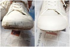 흰 운동화는 어느 바지에도 잘 어울려서 신고 다니기 좋은데요. 한 가지 단점이라고 하면 쉽게 때가 끼고, 조금만 더러운 것이 묻어도 지저분 해 보이기 마련이에요. 특히 스니커즈 신발의 테두리는 흰색 고무로.. Miniature Calendar, Deep Cleaning, Holidays And Events, Clean House, Helpful Hints, Diy And Crafts, Organization, Sneakers, Womens Fashion