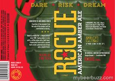 Rogue - American Amber Ale Coming To CANS! & Marionberry Braggot