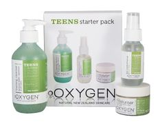 Oxygen Skincare Teen Teen Starter Pack - http://best-anti-aging-products.co.uk/product/oxygen-skincare-teen-teen-starter-pack/