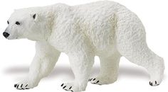 Wild Safari Polar Bear Adult at theBIGzoo.com, an animal-themed superstore.