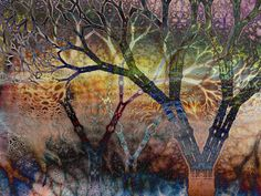Synaptic Forests Fires by timemit.deviantart.com on @DeviantArt