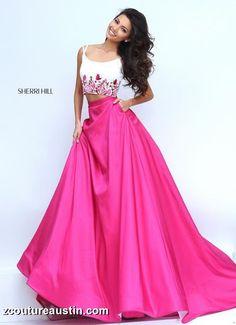 Sherri Hill 50295 Sherri Hill Prom Dresses Shop Z Couture for the ...