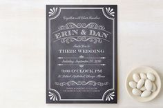 A Chalkboard Marriage Wedding Invitations by Erin Deegan at minted.com  http://www.minted.com/product/wedding-invitations/MIN-7W9-INV/a-chalkboard-marriage?org=photo